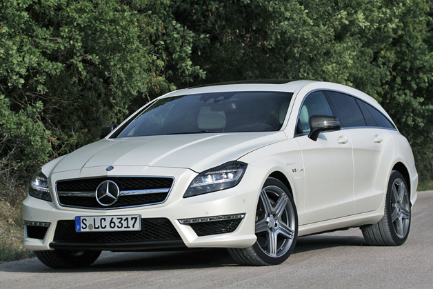Mercedes-Benz CLS-Class